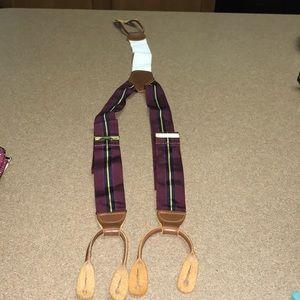Dooney & Bourke Suspenders